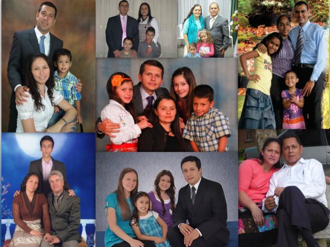 Fotos Misioneros - actualizado a Enero 2014