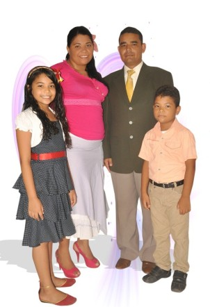 Familia Misionera Yamid